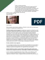 Iván Carvajal- Análisis Sobre La Universidad-noviembre