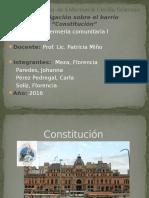 CABA, BARRIO DE CONSTITUCIÓN