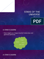 stars of the universe final