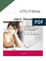 USB Drive Manual Eng