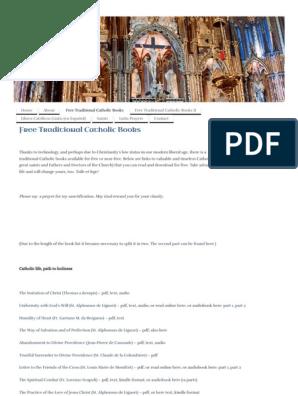 Free Traditional Catholic Books | Marian Apparition | Teresa Of Ávila