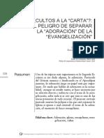 1b Cultos a La Carta