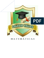 Manual Matemáticas