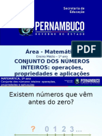 ProfessorAutor%5CMatemática%5CMatemática  I  1º ano  I  Médio%5CConjuntos dos números inteiros operações, propriedades e aplicações.pptx