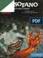 El Sotano - Richard Laymon