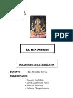 HINDUISMO Exposicion Impresion