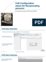 AMS 2140 Configuration Guidelines for Reciprocating Compressors