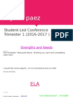 copy of 7th grade- student led- conference trimester 1  2016-2017   - name share