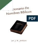 19900101_Original_Diccionario de Nombres Biblicos_J B Jackson