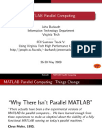 Fdi 2009 Matlab