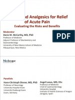 Aspirin and Analgesics for Relief of Acute Pain