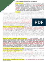 Documents - Liceite du Contrat