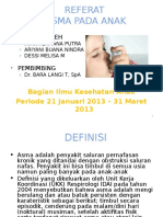 236109612 Referat Asma Pada Anak Ppt