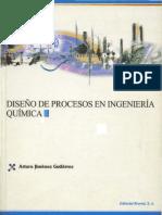 DisenoDProcesos en Ing Quimica ArturoJimenez