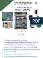 Electrotechnique Et Automatisme