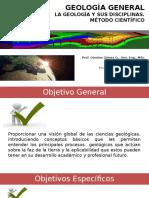 01 - Geologia y Sus Disciplinas