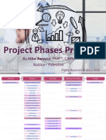 Project Phases Processes