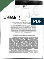 Fuentes Constitucionale s