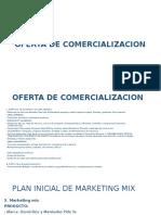 Plan de Comercializacion