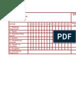 Index Card Format