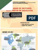 Carcasa Motores U Continental