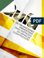 Guia Obligaciones Preventivas Construccion PR