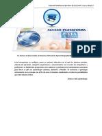 Manual Plataforma v2017
