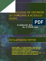Acidul Adipic.anacodreanu.ppt