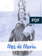 Mes de Maria 2016