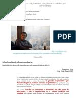 131229_Francisco Díaz_Sobre lo ordinario y lo extraordinario