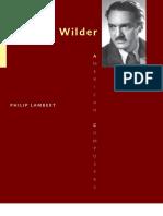 Philip Lambert Alec Wilder