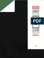 Badiou (Alain), Circonstances 7, Sarkozy, pire que prévu, Lignes, Paris, 2012.pdf