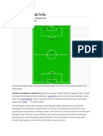 Aturan sepakbola