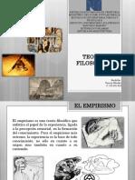 TEORIAS FILOSOFICAS