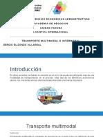 Multimodal e Intermodal