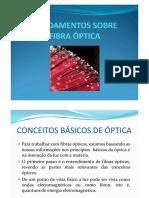 Capitulo 5 - Fundamentos Sobre Fibra Óptica
