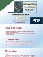 Generalidades sobre Mapas