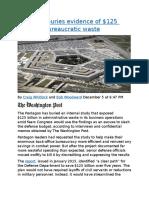 Pentagon buries evidence of.docx