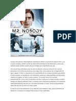 Scribd. Mr Nobody