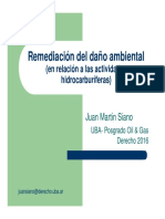 2016 - UBA - Oil & Gas - Remediación Del Daño Ambiental [Compatibility Mode]