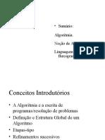 6 AED Algoritmo