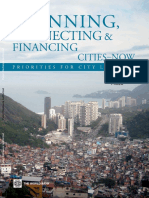 Planning, Financing and Connecting Cities