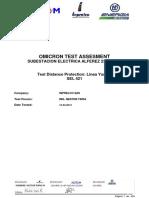 Test Linea Yumbo