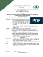 3. SK Persyaratan Kompetensi Petugas Laboratorium Yang Interpretasi