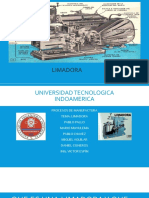 Exposicion Limadora PDF