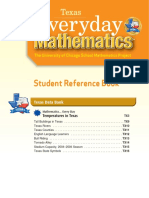 Texas Everyday Mathematics Grade 3 _ Student Reference Book