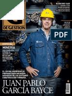 GERDAU Entrevista a Juan Pablo García Bayce - Revista G de Gestión
