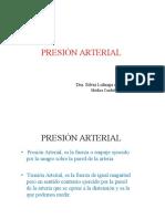 Signos Vitales Tension Arterial