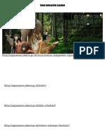 Taman Margasatwa Ragunan _ Konservasi Satwa Langka