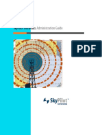 Skypilot Network Administration Guide